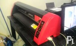 """RFS: Need funds for screen printing CUYI 24"""" Cutter"""