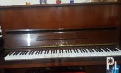 Laurie upright piano located at b No 128 St Joseph Ave