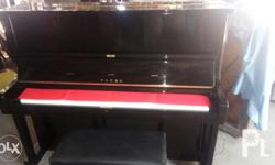 Yaesu Upright Piano Almost Brand New Specification: