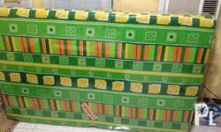 Brand new family size uratex bed with mono-block base,