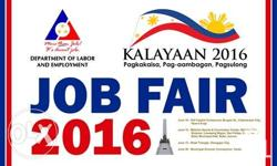 DOLE:Job opportunities 2016 Offered by Department of