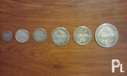 US-Philippine Coins Collection 1903 to 1945 For Sale