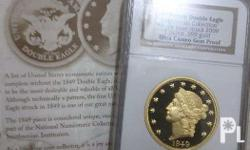US Gold Coins, 1oz .9999 Purity