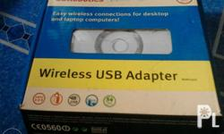 Easy Wireless Connections for Desktop and Laptop