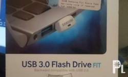 SAMSUNG USB 3.0 Flash Drive FIT Features: Water Proof,