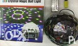 Usb LED disco lights fit for any occasion,for order