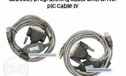 USB SC09 programming cable with driver plc cable 1V -