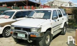 Vehicle Options 2003 Toyota Hilux Surf Year: 2003