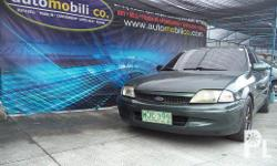 Vehicle Options 1999 Ford Lynx Ghia Year: 1999 Mileage: