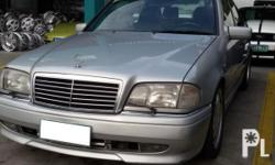 Vehicle Options 1995 Mercedes-Benz C36 AMG Year: 1995