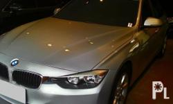 Vehicle Options 2014 BMW 318D Year: 2014 Mileage: 16000