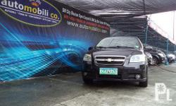 Vehicle Options 2008 Chevrolet Aveo LT Year: 2008