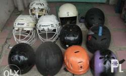 USED Extreme Sports Helmet assorted style From P700