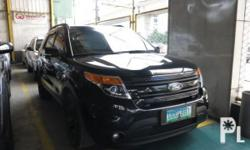 Vehicle Options 2013 Ford Explorer Year: 2013 Mileage: