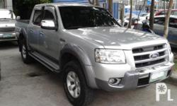 Vehicle Options 2007 Ford Ranger Year: 2007 Mileage: