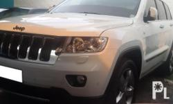 Vehicle Options 2013 Jeep Grand Cherokee Year: 2013