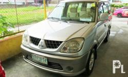 Vehicle Options 2004 Mitsubishi Adventure Year: 2004