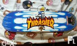 Used Skateboard Deck with Traction For Sale P300 Last