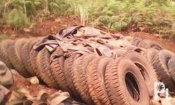 Used Truck Tires for Sale Size 12.00x20 18 ply Mine