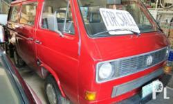 Vehicle Options 1989 Volkswagen Caravelle Year: 1989