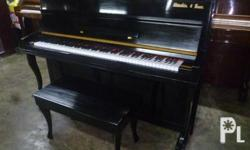 Reconditioned Piano Look Like Brand New!!! - With Piano
