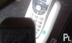 for sale v tech cordless phone available in blacl and