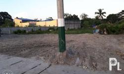 Commercial vacant Lot For Lease along Mc Arthur Highway