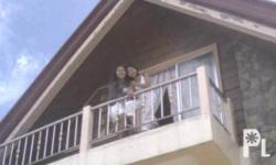 Vacation house at baguio city..with good overlooking