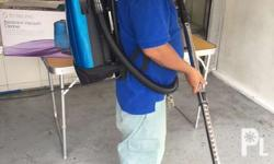 Brand New Vacuum Cleaner Blower Backpack With Warranty