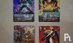 Rfs:extra cards from boosters 21pcs R 22pcs RR 3pcs