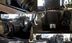For sale pre-loved Canon EOS DSLR 700D 18.5k 650D