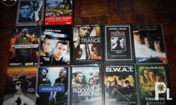 I'm selling my collection of original DVDs. This is
