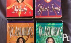 This series has 5 books in total. I have books 1-3 and