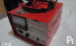 Very reliable branded mains-powered charger for 6c and
