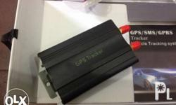 Vehicle GPS Tracker with Engine Shut Off at Php 3999