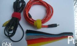 """VELCRO TIE for wire harnessing Size: 7"""" length x 5/8"""""""