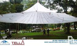 A Parachute Tent with a TWIST! Introducing the