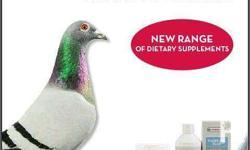 Versele laga products for racing pigeon Ideal pills