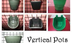 Black Pot is - Php 17 Army Green Pot - Php 15 Army