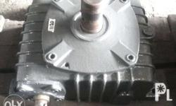 Vertical up gearbox type135, ratio 1:20, For inquiries