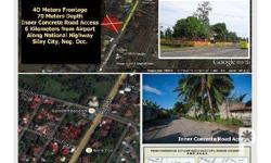 VICINITY Located along the highway of Silay City,
