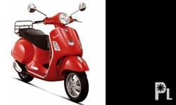 Description Make: Vespa Condition: New Value more!