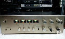 VICTOR model no. MCA-V7 a 4 channel integrated stereo