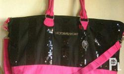 Used but authentic/original! Victoria's Secret Black