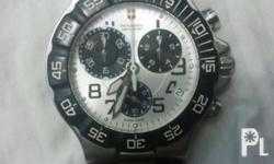For Sale Victorinox Swiss Army Summit XLT Swiss Made
