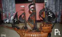 Handmade Viking Ship Model Hard Wood Buy Now Before Its