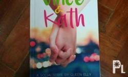 Vince and Kath book for sale 100pesos..:)