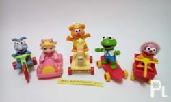 PLEASE READ BEFORE BUYING FOR SALE 1986 Muppet Babies