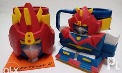 FOR SALE NO TO SWAP/TRADE Voltes V Mugs with TOEI Co