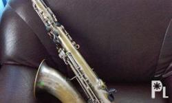 it can be swap to other tenor saxophone USA made..